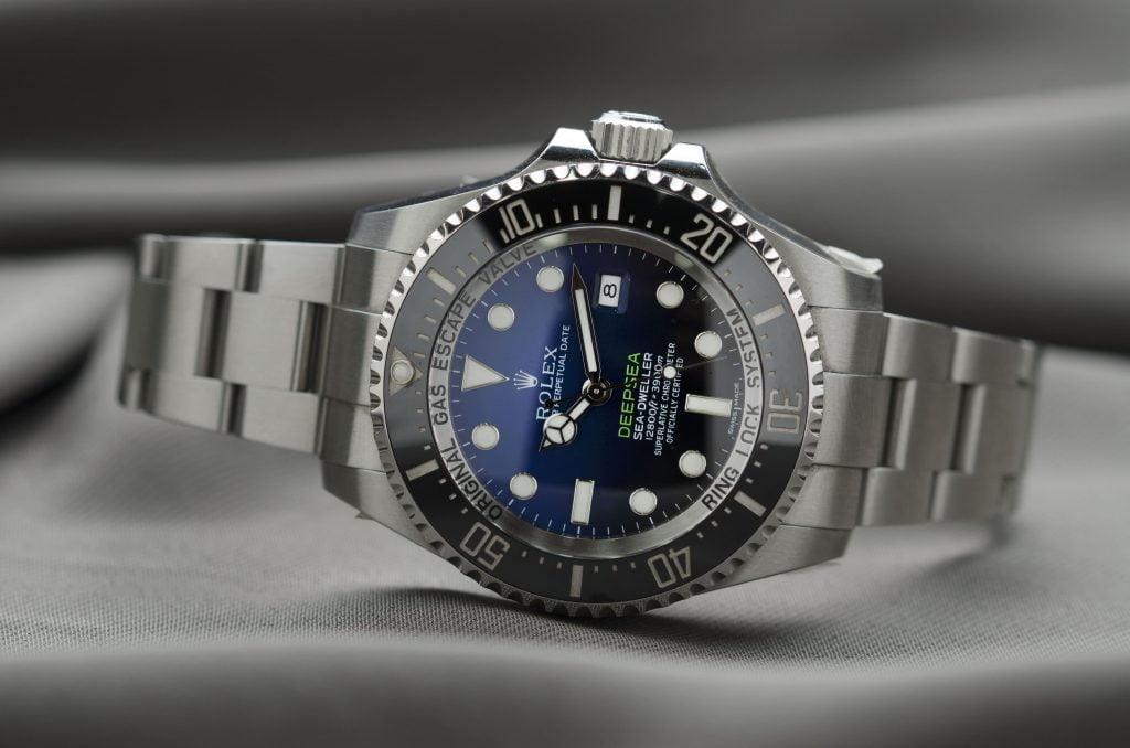 ¿Utilizar relojes de réplica?