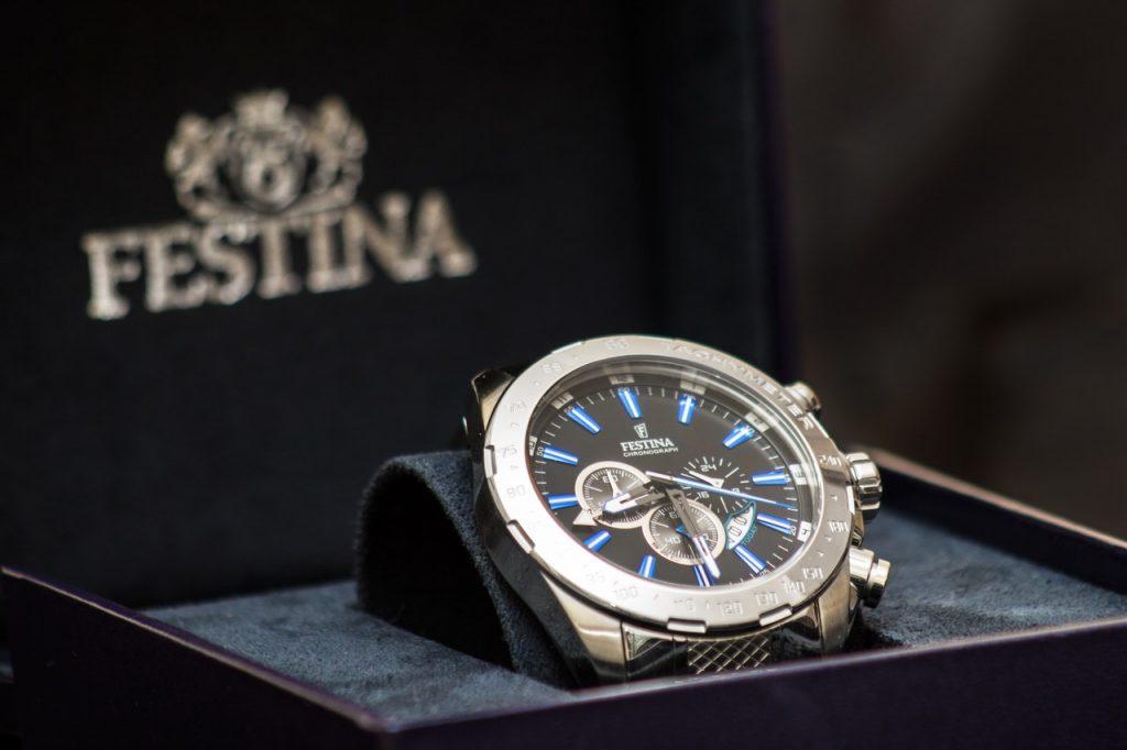 Los relojes fossil y festina nos sorprenden